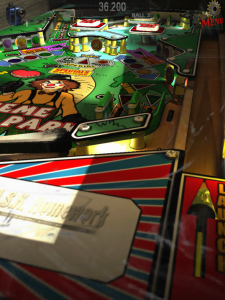 Theme Park Pinball by ASK Homework screenshot