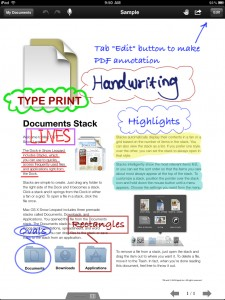 DocAS – Docs organizer, Handwriting, Note Taker... by 9 Square Workshop screenshot