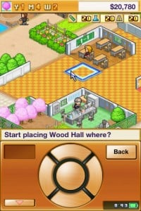 Pocket Academy by Kairosoft Co.,Ltd screenshot