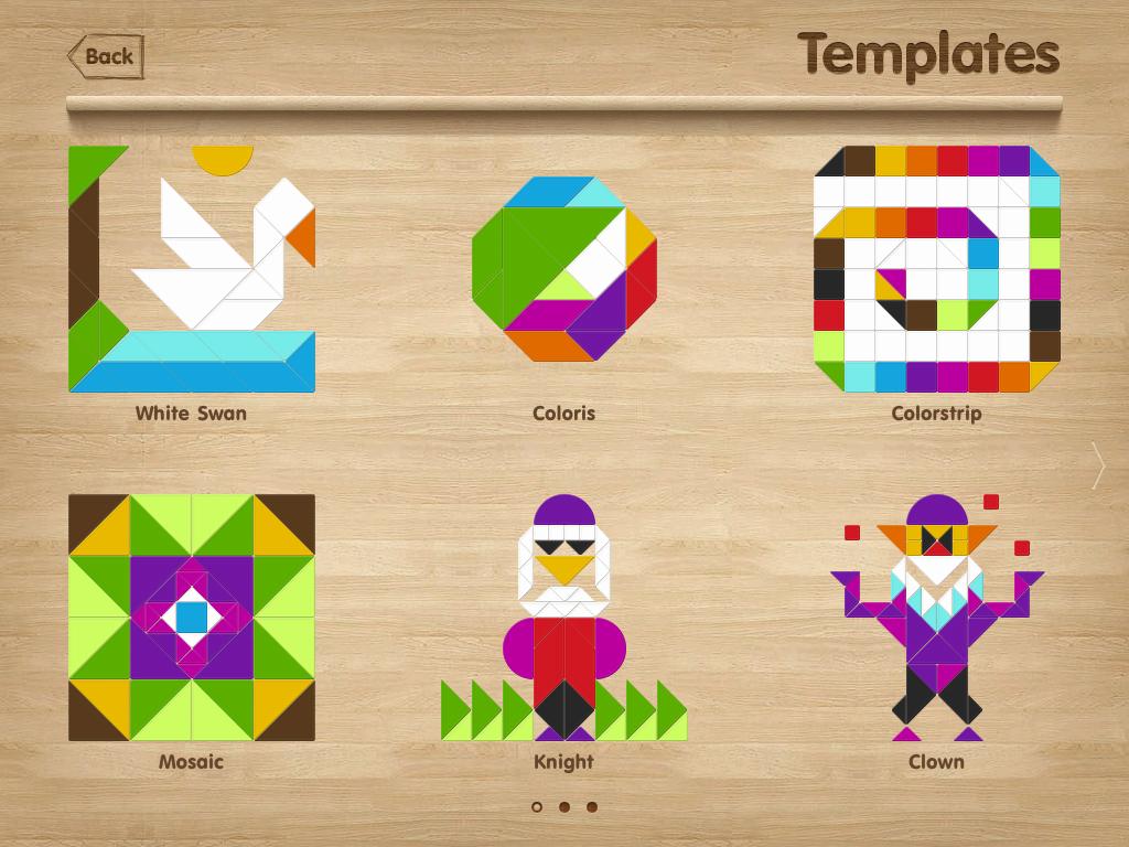 Tangram Puzzles: танграм для детей и не только.