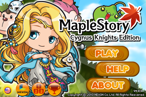 Enjoy New Quests And Fun Mini Games In MapleStory Cygnus Knights ...