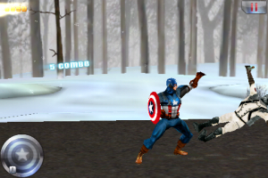 Captain America: Sentinel of Liberty by Marvel Entertainment screenshot