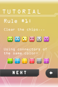 Connectrode by Deep Plaid Games LLC screenshot