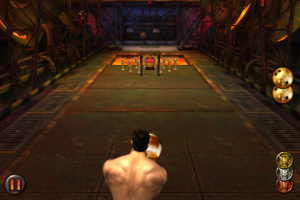 TEKKEN BOWL by NamcoBandai Games Inc. screenshot