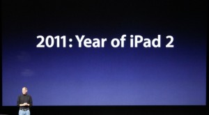 Jobs - 2001-The Year of iPad2 - 2