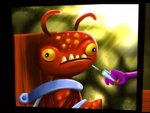 Ant Raid by Prank Ltd. screenshot