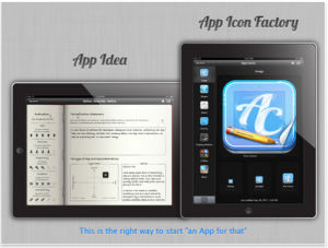 App Cooker - Design, Mockup & Prototype Apps Interfaces by Hot Apps Factory screenshot