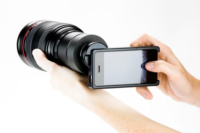 Extrémní objektiv pro iPhone!