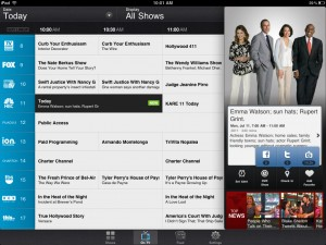i.TV version 3.3 (iPad) - Share