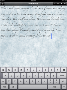 journal.APP by CostmoSoft screenshot