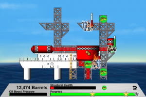 Rig Fire Classic by Golden Helicopter screenshot