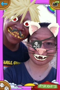 Faces ~ photo fun! by tap tap tap screenshot