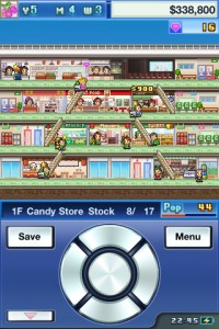Mega Mall Story by Kairosoft Co.,Ltd screenshot