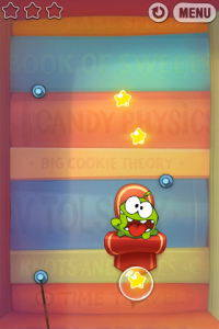 Cut the Rope: Experiments by ZeptoLab UK Limited screenshot
