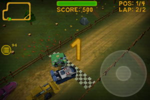 Mad Wheels by Chillingo Ltd screenshot