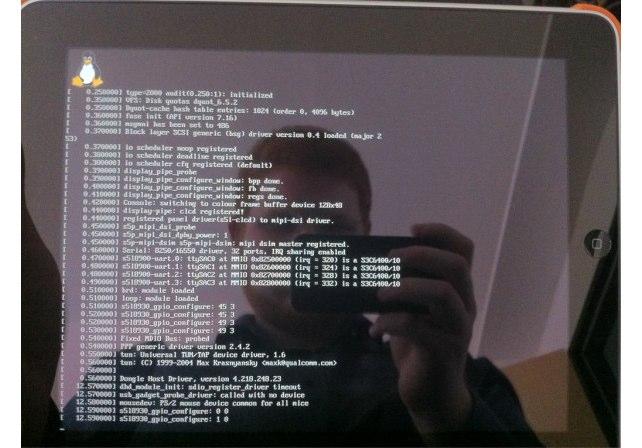 Linux na iPadu?
