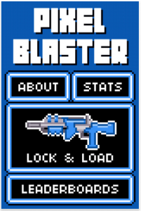 Pixel Blaster by Rusty Moyher screenshot