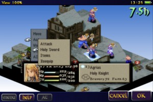 FINAL FANTASY TACTICS: THE WAR OF THE LIONS by SQUARE ENIX Co., LTD. screenshot