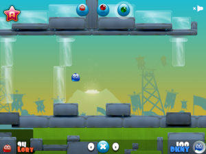 Jelly Wars by Star Arcade Oy screenshot