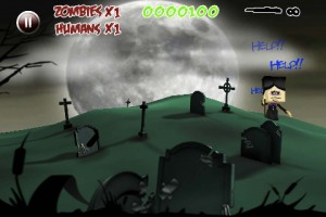 Paper Zombie by WildBit Studios screenshot