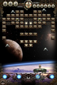ArkanoArena for iPhone by Sketch Games screenshot