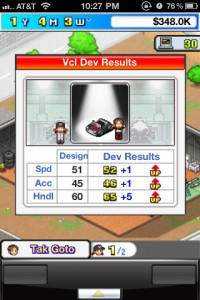 Grand Prix Story by Kairosoft Co.,Ltd screenshot