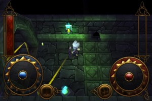 Pocket RPG iPhone Edition by Crescent Moon Games screenshot