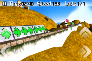 jAggy Race by SevenOnly screenshot