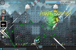 Bird Smash by Wasabi Bit screenshot