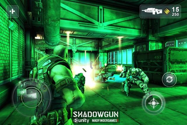 Shadowgun aktualizace přináší podporu Retina rozlišení nového iPadu