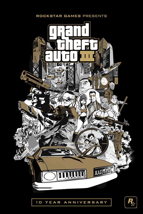 Grand Theft Auto III - Rockstar chystá tuto klasiku pro iPady a iPhony