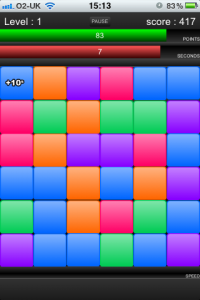 SwipeBlocks LITE by tEXtOO.NEt screenshot