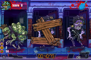 ZombiePanic by NTAFF screenshot