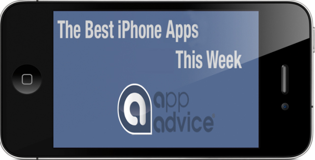 The Best New And Updated iPhone Apps This Week, November 20-26, 2011