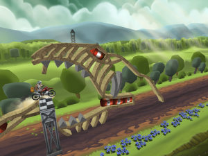 Bike Baron by Mountain Sheep screenshot