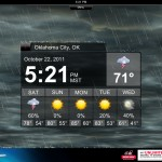 Intellicast HD version 2.0.1 - Thunderstorm