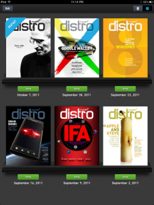 Distro by AOL, Inc. screenshot