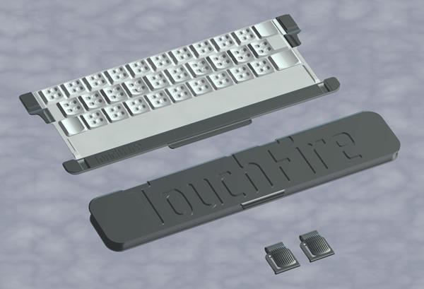 TouchFire Standard Pack