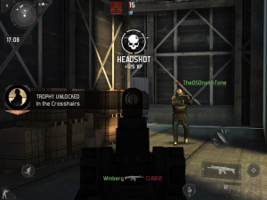 Modern Combat 3: Fallen Nation by Gameloft screenshot