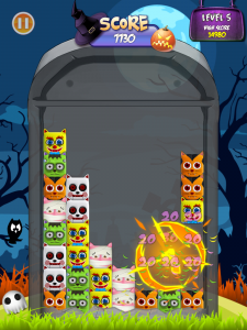 Bad Cats ! by iDevMobile Tec. screenshot