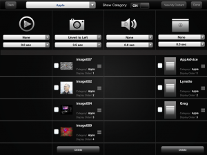 Mediapad Pro - Photography Video Portfolio by MEDL MOBILE screenshot