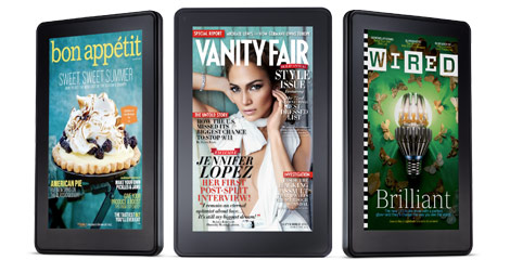 Kindle Fire - Magazines