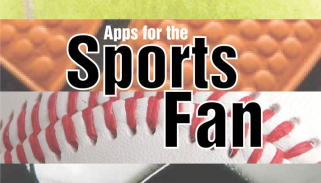 New AppList: Apps For The Sports Fan
