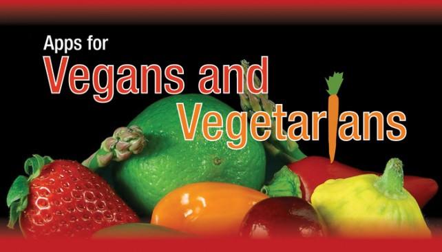 New AppList: Apps For Vegans And Vegetarians
