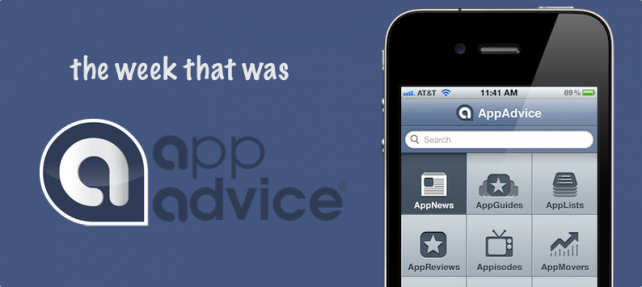 Top AppAdvice News And Apps Of The Past Week