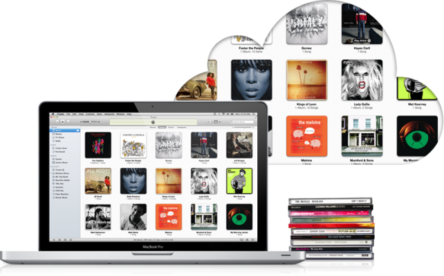 Apple Launches iTunes Match To The Public