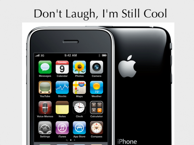 The iPhone 3GS