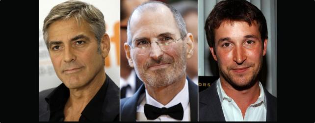 Kdo bude hrát Steva Jobse? George Clooney nebo Noah Wyle? (video)
