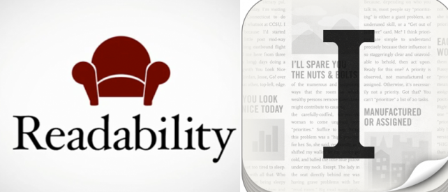 Readability Heads To iOS – Let The Competition With Instapaper Begin