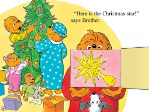 The Berenstain Bears Trim the Tree (iPad) - Lift-the-Flap